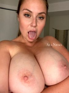 Are You A Fan Of My Big Veiny Jugs?