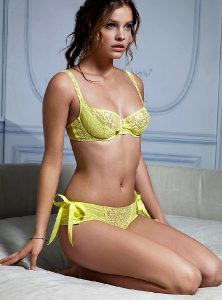 Barbs, Brights, Lace, Bows, And Delicate Detail Love