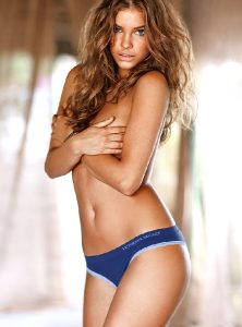 Barbs Stunning And So Tan In A Seamless Body By Victoria Panty