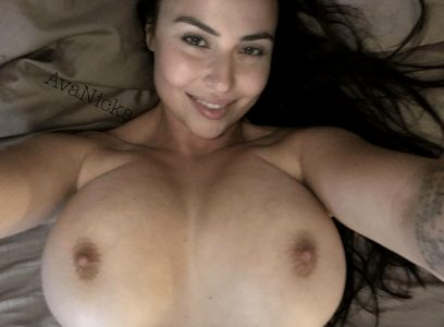 Can I Please Have Some Cum On My Huge Veiny Tits To Go With My Morning Coffee?