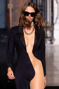 Joy Van Der Eecken – Etam S/S 2022 Fashion Show In Paris HQ Runway