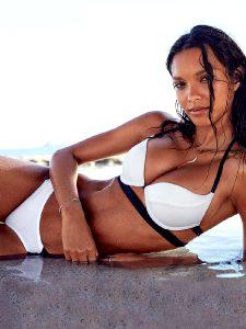 Lais, White, Black, Bikini, And Real Natural Beauty Love