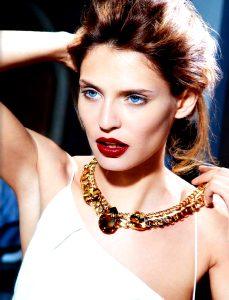 Love This Shot Of Bianca For Vogue Italia