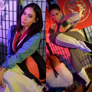Mulan/Ping Cosplays By Felicia Vox