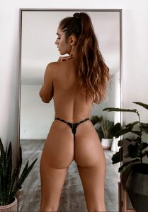 Natalie Roush's Perfect Ass