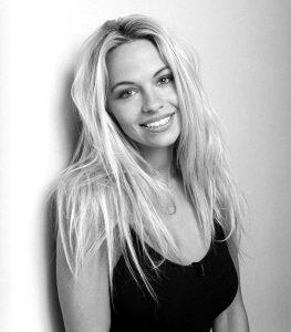 Pamela Anderson In 1993