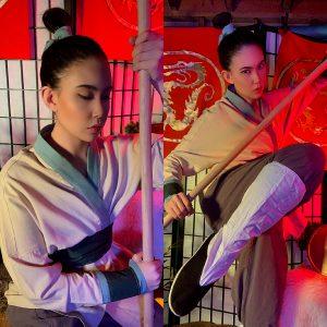 Ping Aka Mulan Cosplay By Felicia Vox