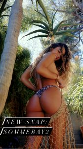Sommer Ray Is Always Insane