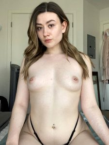 What Do You Think Of My Perky B-cups?