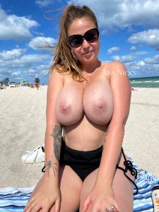 Who Wants To Lather My Boobs Up With Sunscreen Before This Pale Body Gets Burnt?
