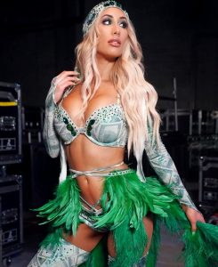 WWE's Carmella