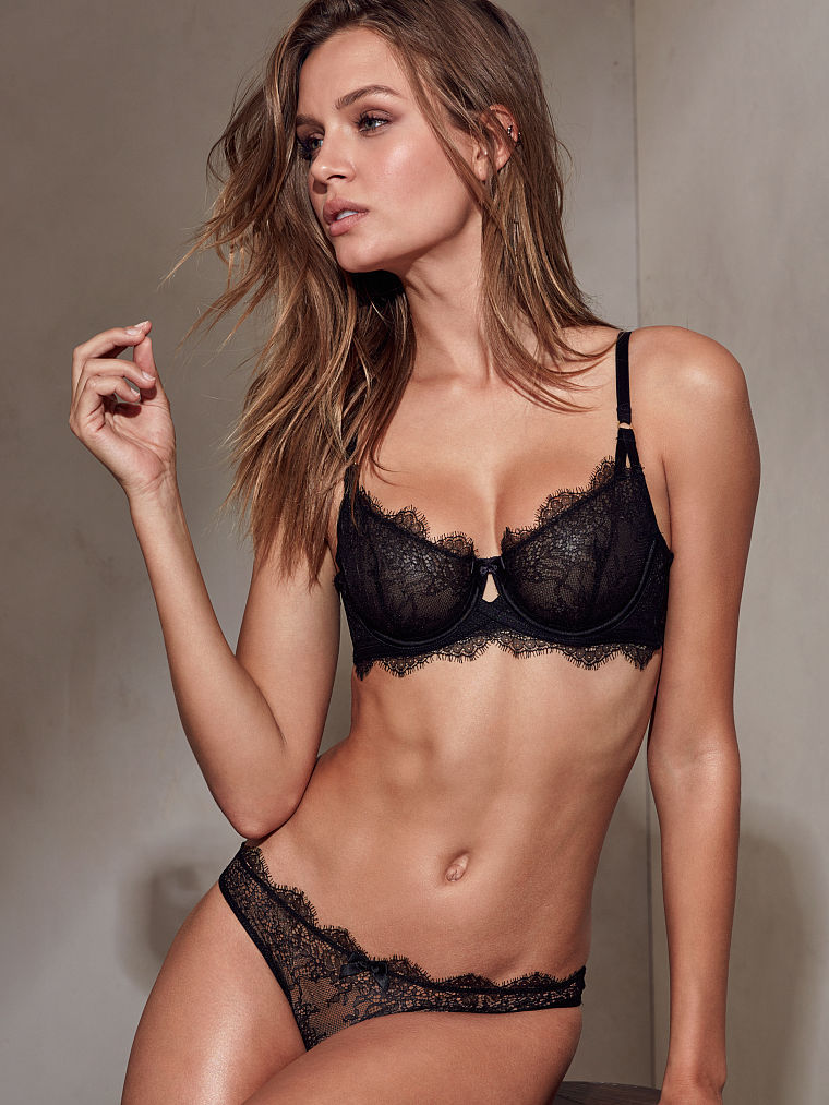 Josephine, Black, Lace, And Perfection Love